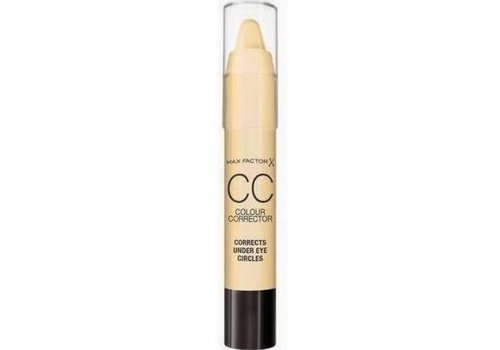 Max Factor Foundation CC Stick Yellow