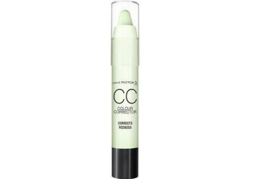 Max Factor Foundation CC Stick Green