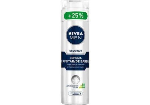 Nivea For Men Scheerschuim 250 ml Sensit