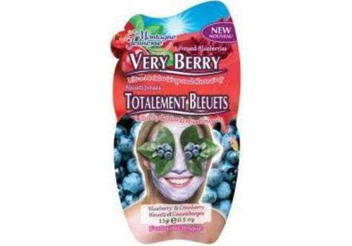 Montagne Jeunesse Masker Very Berry