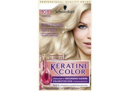 Keratine Color 10.1 Planita Blond