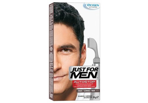 Just For Men Autostop A-55 Zwart