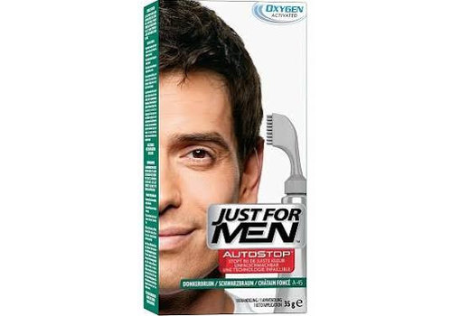 Just For Men Autostop A-45 Donkerbruin
