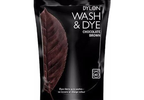 Dylon Was & Verf Chocolate Brown 400gr