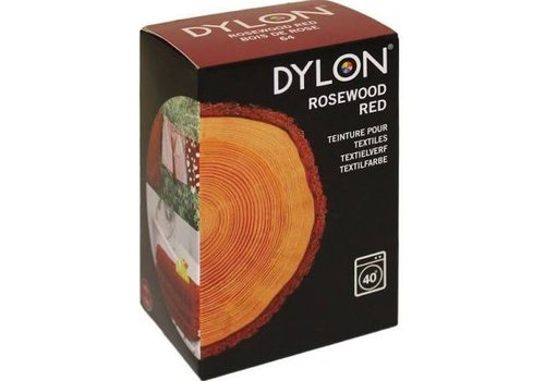 Dylon Textverf Machine Rosewood Red 200g