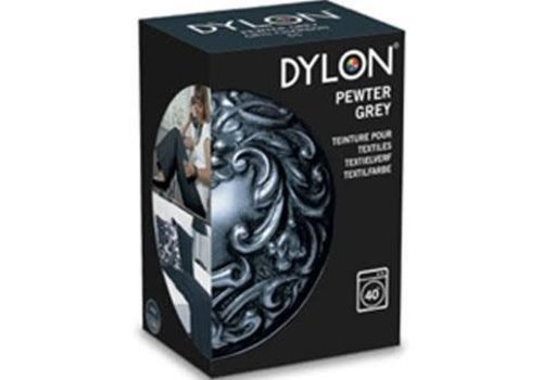Dylon Textverf Mach 350g 65 Pewter Grey