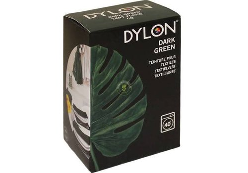 Dylon Textverf Mach 350g 09 Dark Green