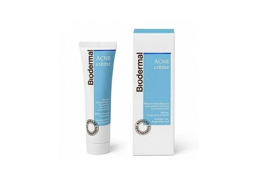 Biodermal Acne Creme 30 ml
