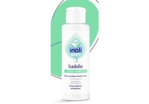 Inoli Baby Badolie 100 ml Licht Vettend