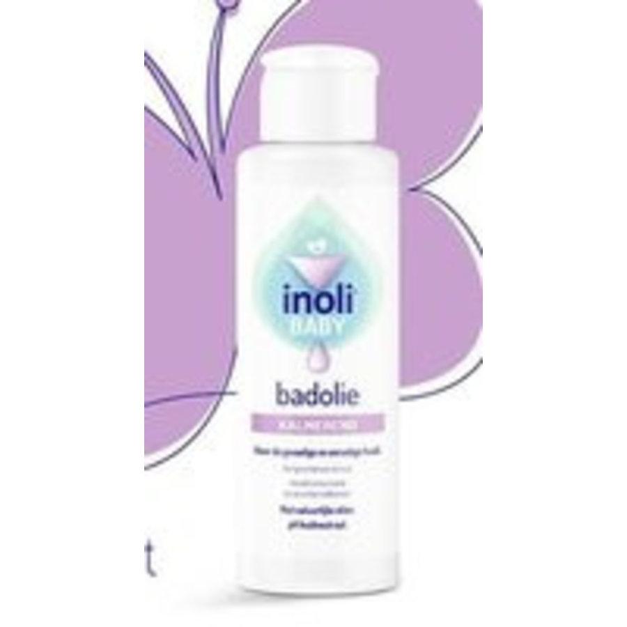 Inoli Baby Badolie 100 ml Kalmerend-1