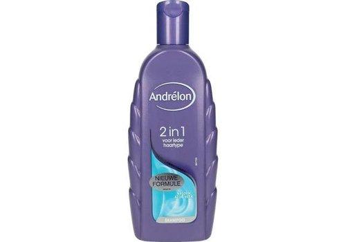 Andrelon Shampoo 300 ml 2 in 1