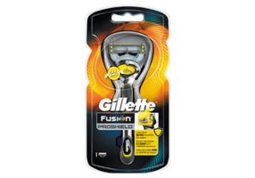 Gillette Fusion ProShield Apparaat+1mes