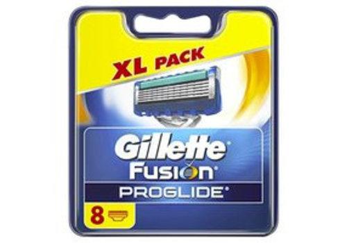 Gillette Fusion Pro glide Mesjes 8 stuks