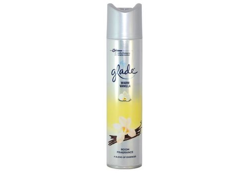Glade Room Fragance 300 ml Warm  Vanilla
