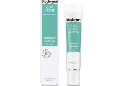 Biodermal Oogcreme 15 ml
