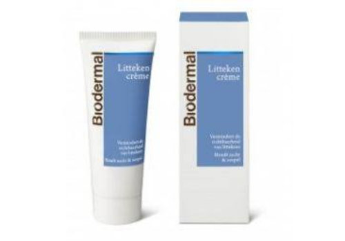 Biodermal Litteken Creme 25 ml