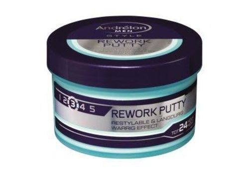 Andrelon Styling Men Rework Fibre Putty