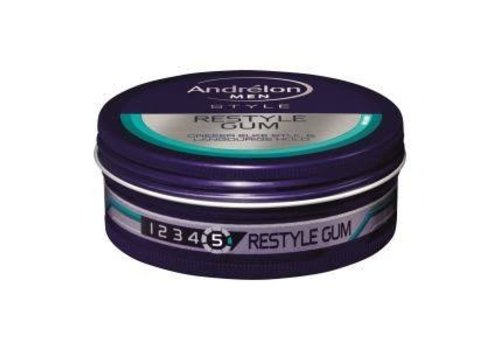 Andrelon Styling Men Restyle Gum