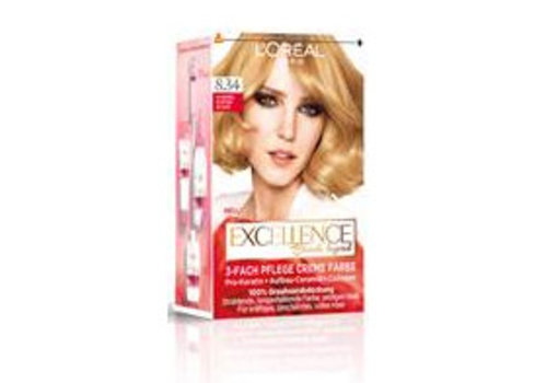 Excellence  8.32 Red Blond
