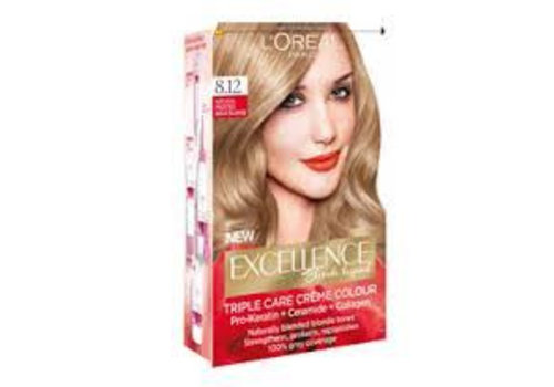 Excellence  8.12 Blond Legend