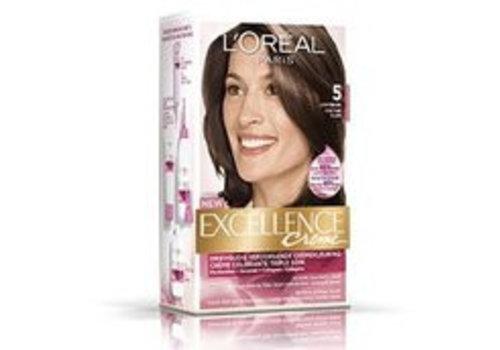Excellence  5 Lichtbruin