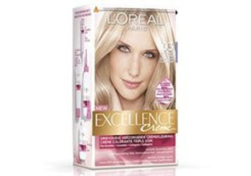 Excellence  03 Blond Supreme - Asblond