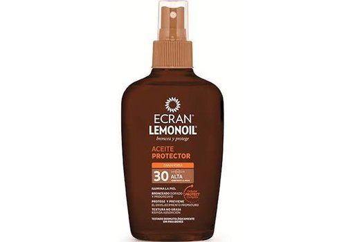 Ecran Sun Oil Spray Carrot Intense SPF30
