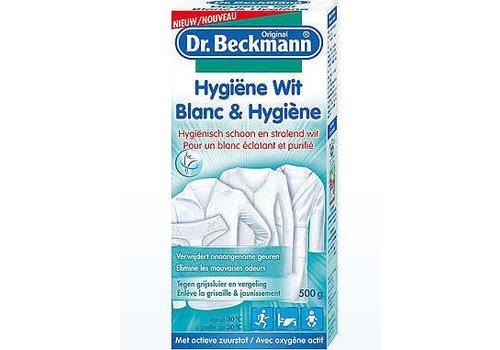 Dr.Beckmann Textiel Hygiene Wit