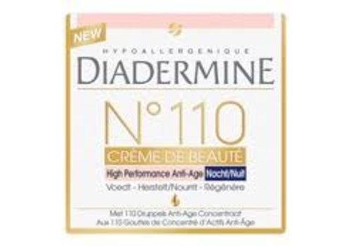 Diadermine No 110 Creme Beaute Nacht