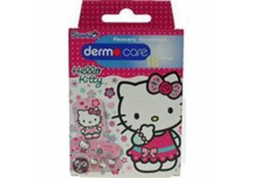 Dermo Care Pleisters Hello Kitty