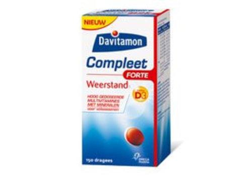 Davitamon Compleet Weerstand Forte 150d