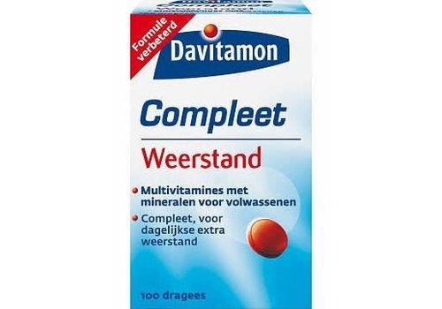 Davitamon Compleet Vitamine Kuur 6 Fles