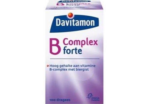 Davitamon B Complex Forte 100 tabletten