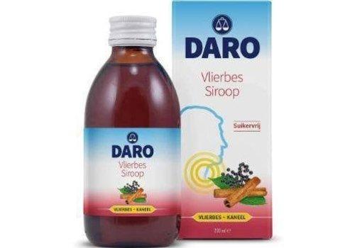 Daro Siroop 200 ml Vlierbes