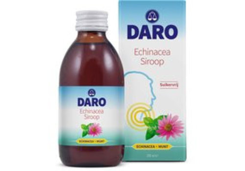 Daro Siroop 200 ml Echinacea