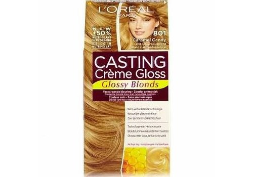 Casting Creme Gloss 801 Licht asblond