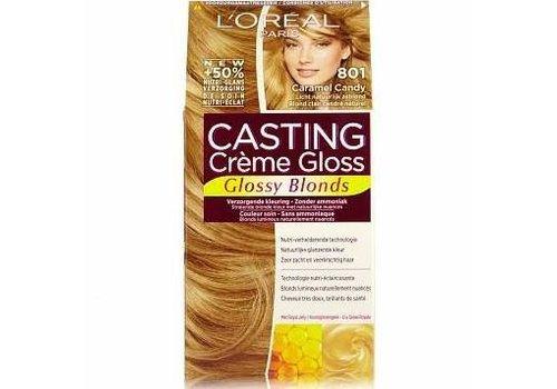 Casting Creme Gloss 801 Licht asblond