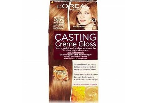 Casting Creme Gloss 723 Midden Goudblon
