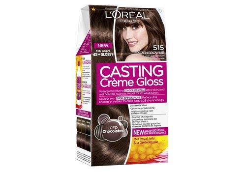 Casting Creme Gloss 515 Licht Kastanje