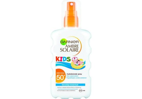 Ambre Solaire Kids Spray SPF50