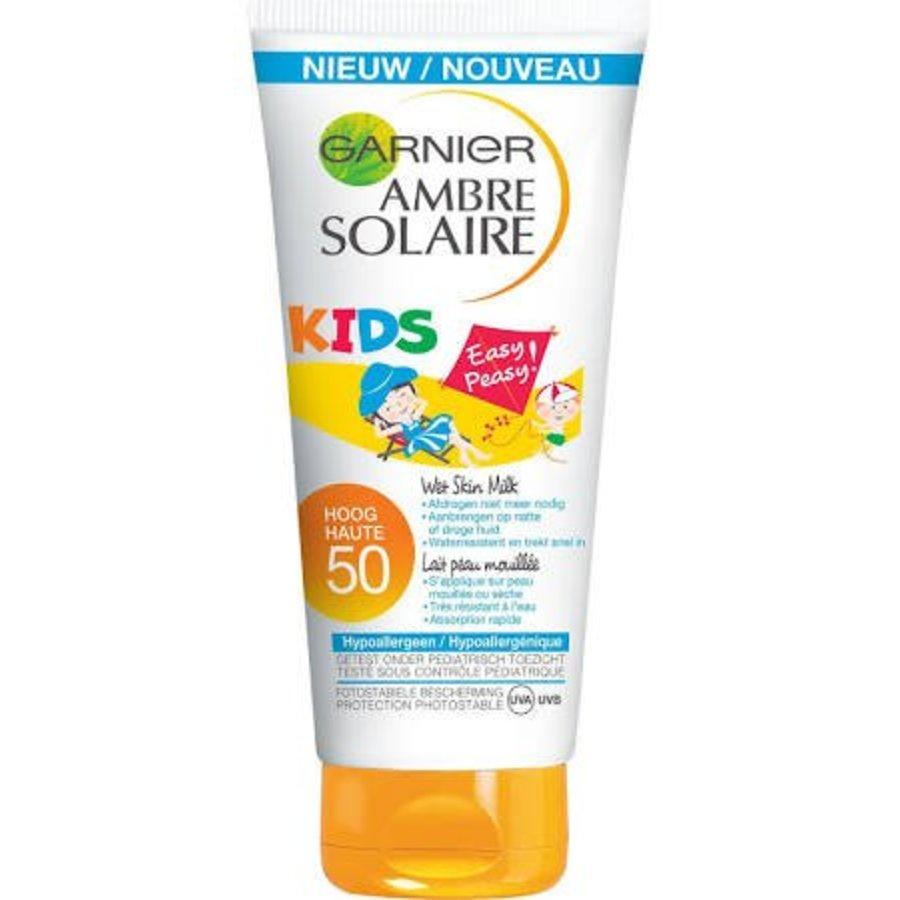 Ambre Solaire Kids Melk 150 ml F50 Wet
