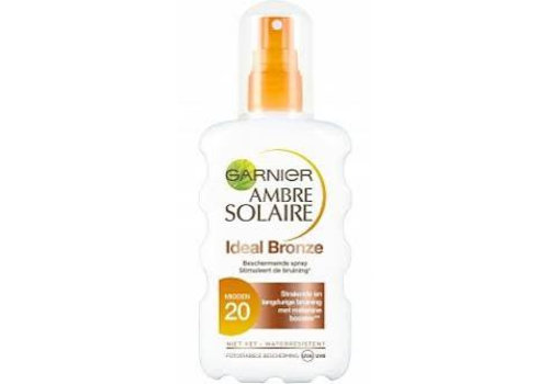 Ambre Solaire Ideal Bronze Spray SPF20