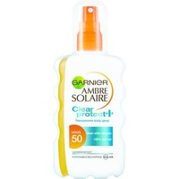 Ambre Solaire Clear Protect Spray SPF50