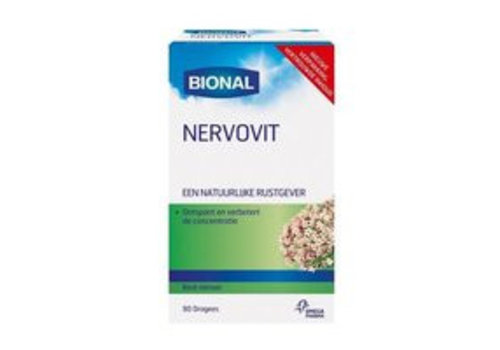 Bional Nervovit 90 dragees