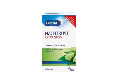 Bional Nachtrust Extra Sterk 40 caps