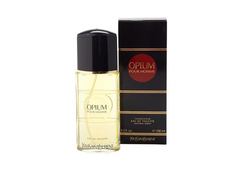 YSL Opium Pour Homme edt spray 100ml