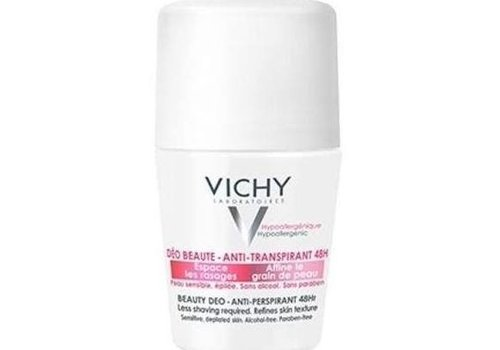 Vichy anti-transpirant Beauty deo roll-on 100ml