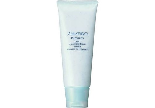 Shiseido Pureness Deep Cleansing Foam 100ml