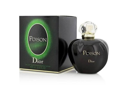 Dior Poison edt spray 100ml