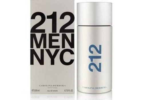 Carolina Herrera 212 NYC Men edt spray 100ml